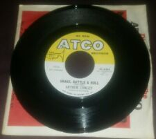 Arthur Conley 45 You Don't Have to See Me / Shake, Rattle & Roll ATCO exc
