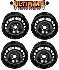 "Wheels (Set of 4) Steel 15"" for 05-10 Chevy Cobalt"