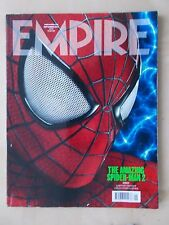 EMPIRE FILM MAGAZINE No 291 SEPTEMBER 2013 SPIDER-MAN 2 -  LIMITED EDITION COVER