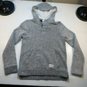 ABERCROMBIE & FITCH HOODIE HOODED SWEATER SWEATSHIRT Sz Youth UNISEX L / 14