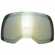 Empire Paintball Evs Replacement Goggle Mask Lens Thermal Anti-Fog Hd Gold