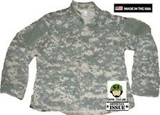 US Army UCP ACU AT Digital Uniform Combat ACUPAT Coat Jacke Medium X Long