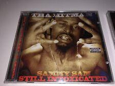 CD: HITMAN SAMMY SAM - Still Intoxicated (2002 Fi Rec.)Sealed Atlanta Rap G-Funk