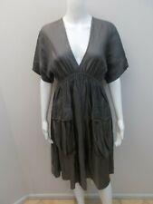 SCANLAN & THEODORE GREY, ITALIAN FABRIC DRESS SIZE 10  (#R1426)
