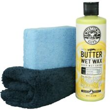 Chemical Guys Butter MOJADO Cera -carnauba Cera en set