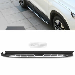 OEM Genuine Running Board Nerf Bar Side Step For Hyundai 2018-2019 Santa Fe TM
