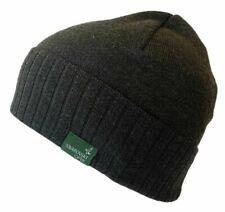 Swarovski Optik Merino Wool Beanie hat in Dark Charcoal Grey (UK Stock) NEW