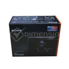Sony Cyber-Shot DSC RX100 Mark III Digital Camera genuine