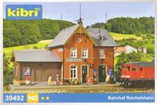 """Kibri 39492 ( 9492 ) Spur H0 -- Bahnhof """" Reichelsheim """" NEU und OVP"""