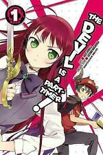 Wagahara, Satoshi, The Devil Is a Part-Timer!, Vol. 1 (manga) (Devil Is a Part-T