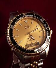 Vintage 1991 SEIKO SPORTS 150 DIVERS Alarm Chronograph  H601- 8081