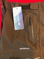 """BNWT SKOGSTAD Women's """"TANJA"""" Black Skiing / Hiking Trouser Size UK L 34""""-36"""" W"""