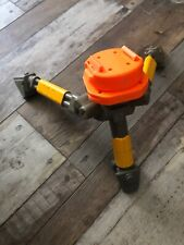 NERF Vulcan Orange Yellow EBF 25 Replacement Tripod Stand Part Base Only