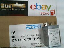 RELAY RELECO C7-A10X  16A-250VAC1 24VDC