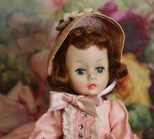 MADAME ALEXANDER 1950's Auburn Cissette Dress SWEETHEART