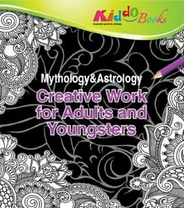 QuackDuck Malbuch - Mythologie & Astrologie - Kreatives Malen