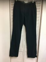 Under Armour Loose Fit Golf Pants Stretch  Black,Mens 32 X32