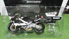 Motos miniatures gris BMW