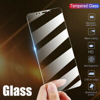 4-Pack For iPhone 11 Pro 8 7 6s Plus X Xs Max XR Tempered GLASS Screen Protector