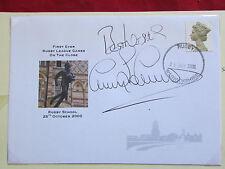Garry  SCHOFIELD  Leeds  LEGEND  Original  RUGBY League Hand Signed  FDC  2000