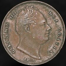 More details for 1835 | william iiii farthing | copper | coins | km coins