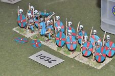 25mm late roman 16 infantry figures (10036)