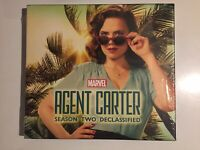 "Marvel's ""Agent Carter""~Season Two Declassified~Slipcase/Hardcover~LTD Edition!"
