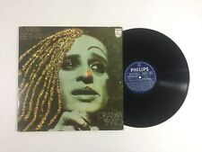 MARIA BETHANIA Drama 30 Ato Luz Da Noite LP Philips 6349.089 Brazil '73 VG+ 3D/A