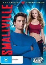 SMALLVILLE SEASON SERIES 7 DVD R4