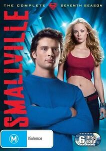 Smallville Complete Seventh Season 7 Seven (DVD,6 Disc Set) NEW+SEALED