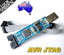 AVR USB Emulator Debugger programmer JTAG ICE for Atmel ATMega+AU Local Shipping