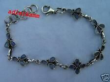 Armband Mondstein 22 Steine 18cm aus 925er Silber (2)