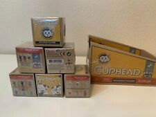 NEW Lot of 6 McFarlane Toys CUPHEAD Blind Box Buildable Figures SEALED FAST