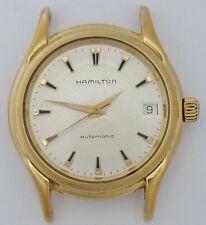 Hamilton Automatic 25J Date Mens Running Vintage Wrist Watch