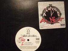 "THA ALKAHOLIKS - ALL NIGHT (12"")  1997!!!  RARE!!!  ♫"