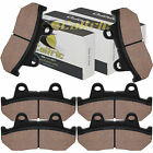 Front Rear Brake Pad for Honda GL1200 1200I 1200A 1200SEI GL1200L Goldwing 84-87
