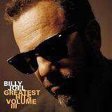 JOEL Billy - Greatest hits volume 3 - CD Album