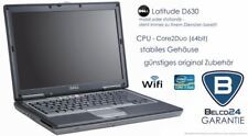 DELL Latitude D630 14,1 Zoll 2 GB RAM 160GB HDD WLAN DVD-ROM Windows 7 Pro