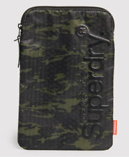 Superdry Men's Tablet Sleeve - Green Camo