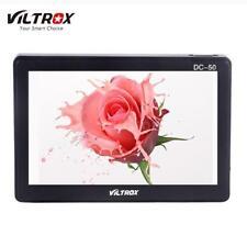 "Viltrox DC50Ⅱ 5""inch LCD HD Video Monitor AV WideAngle for DSLR Camera Camcorder"