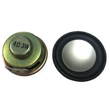 2Pcs 3W 4 Ohm Round Magnet Type LCD Ad Player Speaker Loudspeaker 50mm B4H9 J8K2