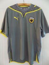 More details for puma aek athens football club shirt xl vintage camiseta jersey retro 2009 top