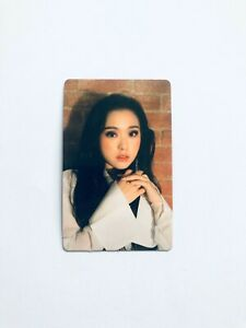 "K-POP DREAM CATCHER ""Dystopia : The Tree of Language"" Official KAHYUN Photocard"