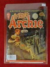Archie Comics Presents Afterlife with Archie #1 Magazine Sabrina Preview Witch