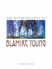 THE WATERCOLOURS OF BLAMIRE YOUNG - by Stephen Marshall - HB Slipcase NEW