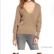 EUC Free People Allure Soft Sweater Oversized S Beige