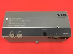 Sola - Industrial UPS - P/N: SDU 500 - Industrial UPS