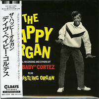 DAVE BABY CORTEZ-THE HAPPY ORGAN-JAPAN MINI LP CD BONUS TRACK C94