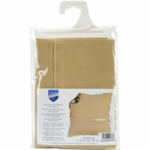 """cushion back with zipper Cushion finishing Kit for use with Vervaco kits 16x16"""""""
