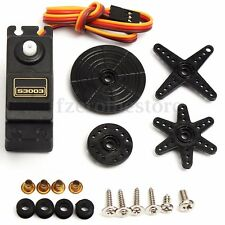 1 Set High Speed Torque Standard Servo for S3003RC Car Helicopter Airplane Boat